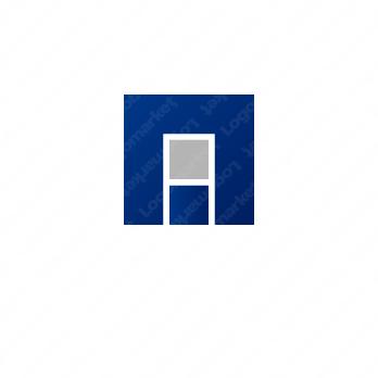 誠実と安心と信用のロゴ