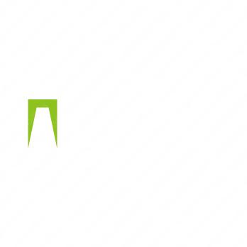 開拓と扉と創造のロゴ