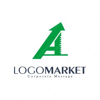 積極性と可能性とレベルアップのロゴ