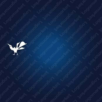 生命力と前進とリーダーシップのロゴ