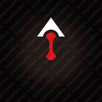 挑戦と成長と上昇のロゴ