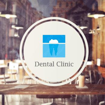 歯と先進医療と信頼性のロゴ