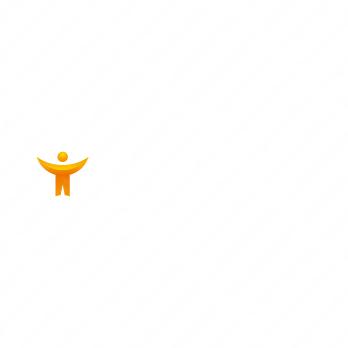 成功と喜びとYのロゴ