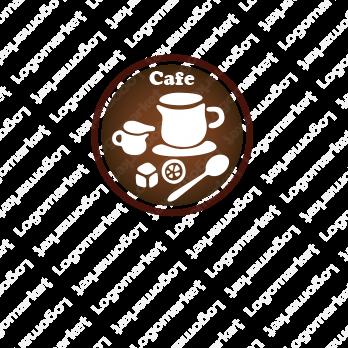 紅茶とリラックスとコーヒーのロゴ