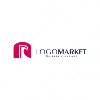 鷲とマーケットとRのロゴ
