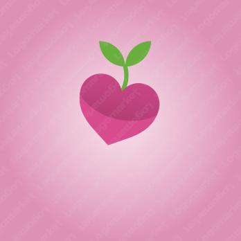 真心と愛情と息吹のロゴ