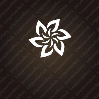 花とスマートとエコのロゴ