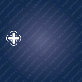 笑顔と信頼関係とTのロゴ