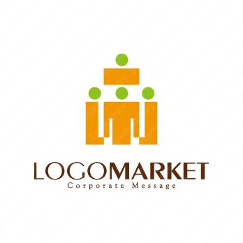 団結と協力と信頼のロゴ