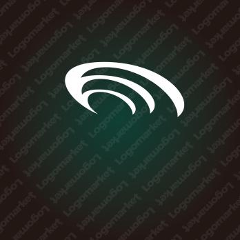 誠実と渦とOのロゴ