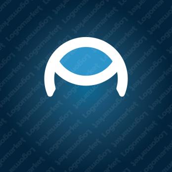 安心感と円とかわいいのロゴ