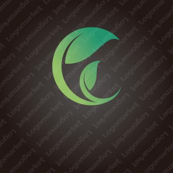 成長とナチュラルとLのロゴ