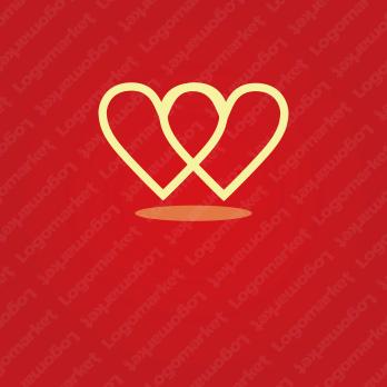 温もりと心と安心のロゴ
