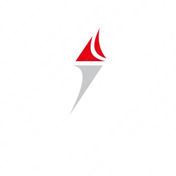 連携と団結とスピード感のロゴ