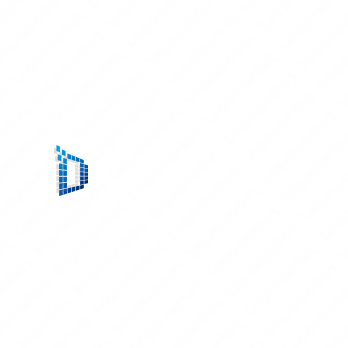 先進的とデジタルとDのロゴ