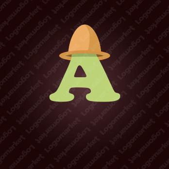 帽子とかわいいとかぶるのロゴ