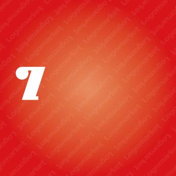 幸運とラッキー7とNo,1のロゴ