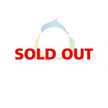 透明性と繋がりとサポートのロゴ