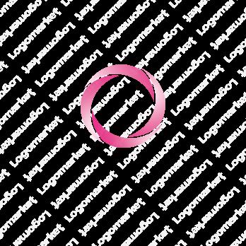 輪と縁と円のロゴ
