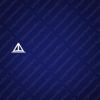 架け橋と希望とAのロゴ