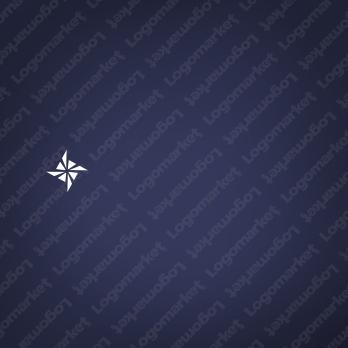 輝きと希望と光のロゴ