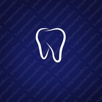 洗練と歯と上質のロゴ
