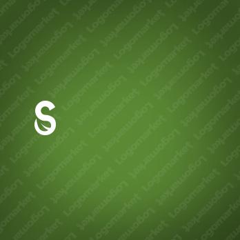 葉と優しさとSのロゴ