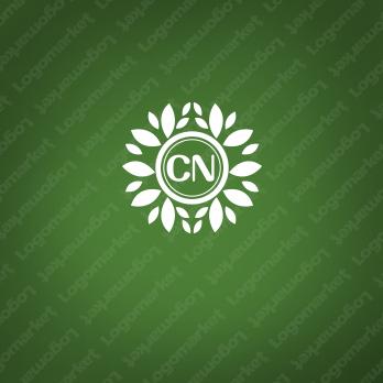 自然と爽やかと優しさのロゴ