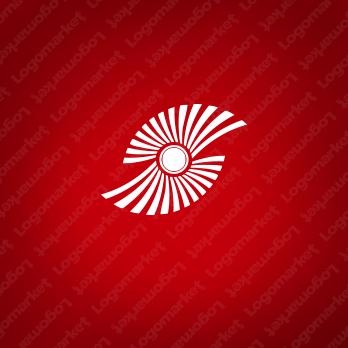 輝きと未来と成功のロゴ