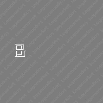 Bと知恵と創造性のロゴ