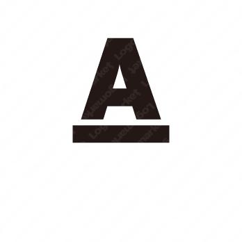 成長と初心とアルファベットのロゴ