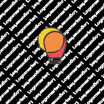 発見とアイディアとひらめきのロゴ