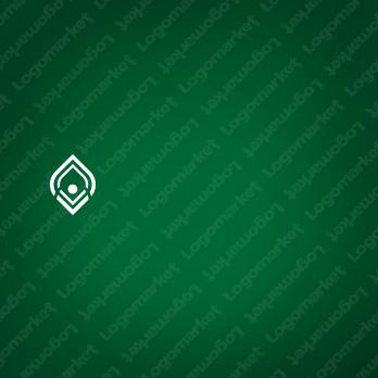 集中力と人とエネルギーのロゴ