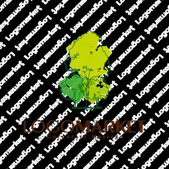 平和と安心と信頼のロゴ