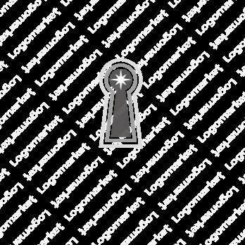 鍵と未来と信頼のロゴ