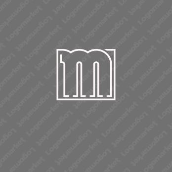 スマートとシンプルとMのロゴ