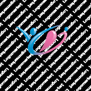 ハートとやさしさとまごころのロゴ