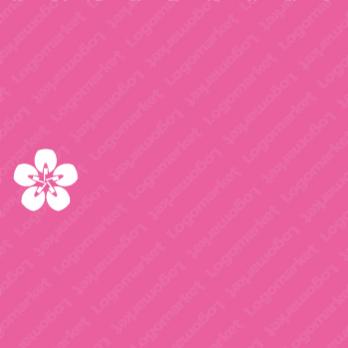 花と歯と優しさのロゴ