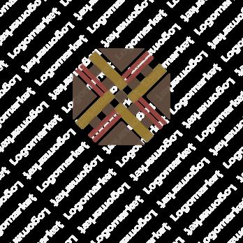 和風と伝統とXのロゴ