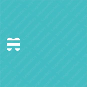 歯とシンプルとMのロゴ