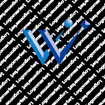 Wと迅速とスピードのロゴ
