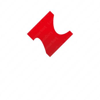 向上心と協力とNのロゴ