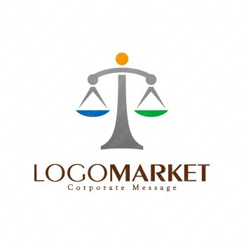 責任と法律と天秤ばかりのロゴ
