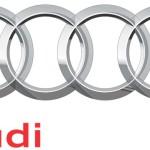 会社の歴史を物語るロゴマーク  Audi(アウディ)