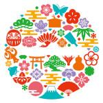 東京五輪に向けて!和+高級感のあるロゴマーク事例