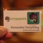 ことわざから生まれたロゴマーク   Evernote(エバーノート)