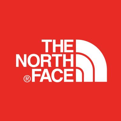 3つの難関を表したロゴマーク | The North Face