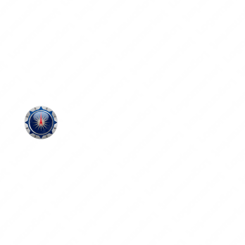 信用と誠実とコンパスのロゴ