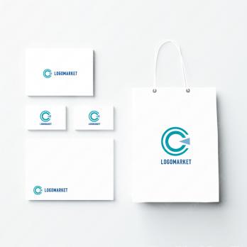 Cとパワーとスイッチのロゴ