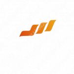 上昇志向とステップアップとMのロゴ